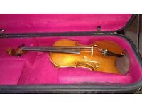 Lovely, German, full-sized violin