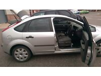 Ford focus 55plate