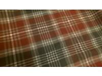 Tartan Material from Next