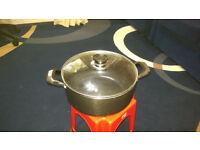 Non stick Cooking pot 28cm Width x 11 cm Depth