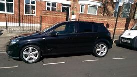 Vauxhall Astra 1.9 CDTi 8v SRi 5dr 2008 Diesel 1910cc Hatchback Black *Automatic*