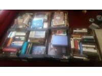 Joblot books approx 120