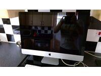 """Apple Imac 27"""" A1312 New SieraOS + Windows 8.1 pro 4gb ram i3 3.2ghz 2tb HDD"""