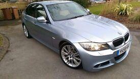 2008 58 BMW 3.0TD 335d M Sport Auto 4dr - .......Fantastic Specification...LOW MILEAGE