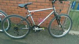 Mountain bike spares r repair