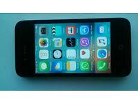 iphone 4s black (16gb) excellent condition