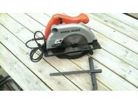 Black & Decker Circular Saw. Unused.