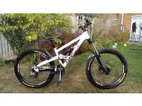 2011 Scott Voltage FR Full Custom
