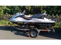 Seadoo RXTX Jetski - 255HP - 3 Seater - Supercharged - just Serviced