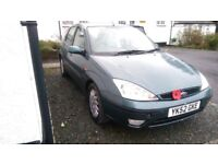 Ford Focus Ghia 2002, AUTOMATIC, Daily drive, never let us down, moving and no longer req HAS TO GO!