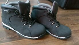 MENS GROUNDWORK SAFETY STEEL TOE CAP BOOTS UK 9/ EUR43