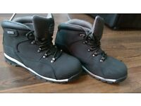 MENS GROUNDWORK SAFETY STEEL TOE CAP BOOTS UK 9/ EUR43