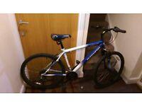 Muddyfox mountain bike with 26 wheel size