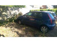 2003 Fiat Punto - 67000 miles - North Cardiff