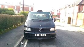 Mercedes Vito Taxi for Spares and Repairs