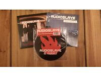 """Audioslave 'Be Yourself' 'Doesn't Remind Me' & 'Original Fire' 7"""" Vinyl Singles Collection"""