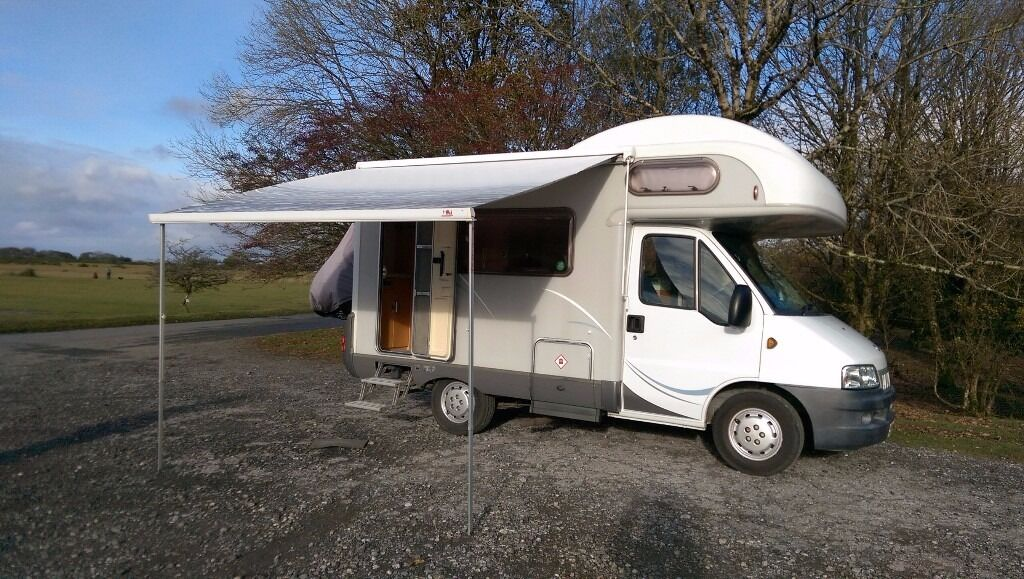 Hymer C494 Excellent Compact And Surprisingly Spacious 4