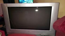 Sanyo TV old but good working order