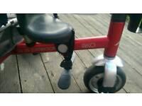 Avigo metro alu-lite, constructioavn, aluminium children tricycle, great condition!!!