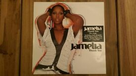 Jamelia 'Thank You' 12 inch Vinyl Single