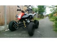 250 cc road legal quad bike