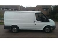 Ford Transit SWB Low Roof 57 Plate 2.2 Diesel No VAT Very Clean inside and out