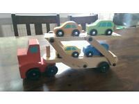 Toy Car Carrier - Melissa & Doug