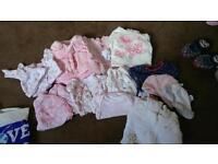 Girls newborn clothes
