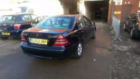 Mercedes c220d 52 reg, clean last owner ten years well looked after vehicle just had major service