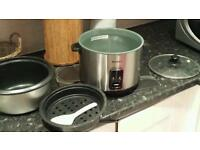 Breville Compact Slow Cooker - Stainless Steel.