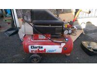 Clarke Oil Compressor