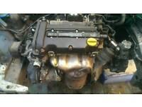 Corsa C 1.2 SXI Engine 90k 2005