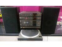 Vintage Stereo (Seperate Midi System)
