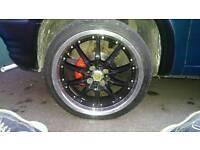 17 inch alloys