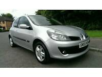 2005 55 RENAULT CLIO DYNAMIQUE 1.5 DIESEL * only 30 pounds per year for road tax *
