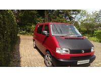 This is Ruby a VW T4 1.9 td 800 special