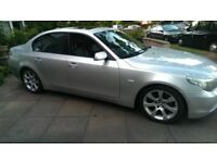 BMW 530D SE E60 AUTO - Low Mileage - Upgraded Sports Leathers/Alloys and Sunroof