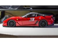 Ferrari 599XX (1:18 Autoart Model)