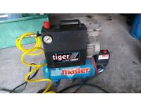 Portable air compressor Airmaster Tiger 4/6