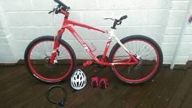Specialized hard rock pro disk hard tail mountain bike mtb
