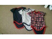 Baby boy vests 9-12