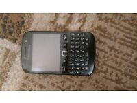 blackberry 9720 on ee network works fine black