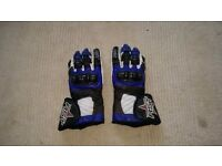 RST motorbike gloves X-large
