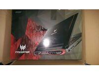 Gaming Acer Predator 17 G9-793,Core i7-7700HQ, GTX 1070 8GB, 16 RAM DD4, Full HD 17.3 G-SYNC Display