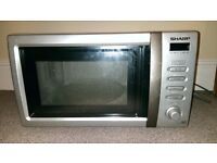 Sharp Microwave - 900W great condition