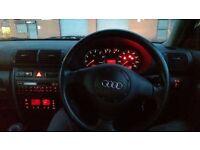 Audi a3 braking