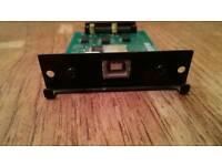 Zoom MRS series UIB-01 usb interface card
