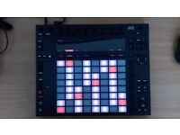 Ableton Push 2 + Decksaver cover and Magma case