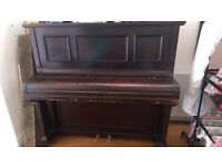 Upright Stanley Brinsmead piano