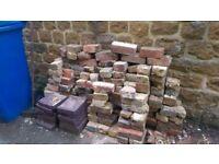 Old bricks.